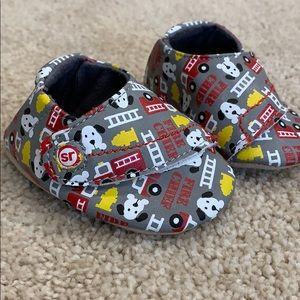 Stride Rite Fire Chief shoes